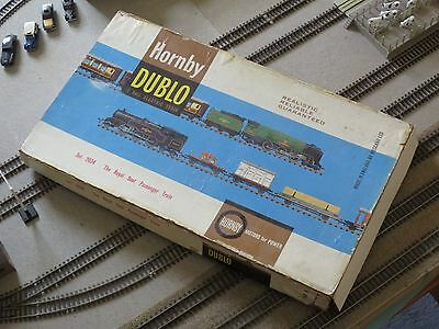 Hornby Dublo 2034 Royal Scot box and insert only