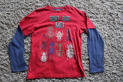 Boy's Top From M&co Kids Size 9-10 Years