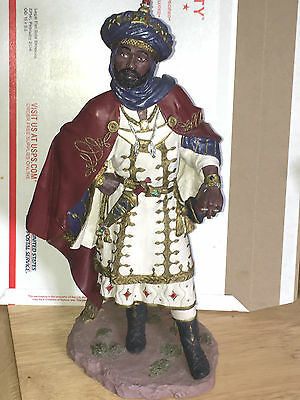 1996 Duncan Royale SUNNI ALI BER Africa's Kings Queens Limited Edition 149/5000