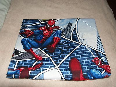 Spiderman Travel Pillow Case