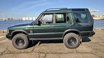 2003 Land Rover Discovery SE Sport Utility 4-Door New Engine & New Suspension PLUS More
