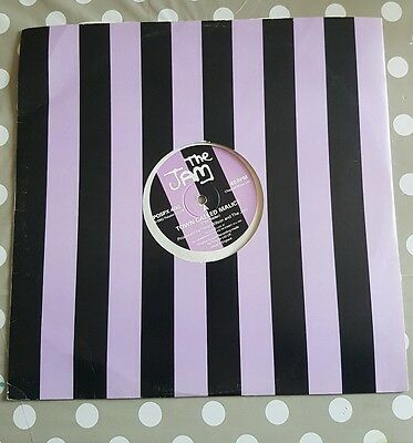 POSPX400 THE JAM town called malice  12inch