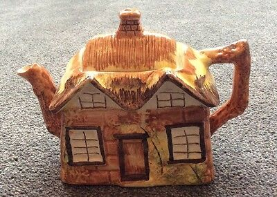 Price Cottage Ware Vintage Pottery Teapot.