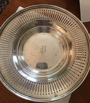 Antique Shreve & Co. Sterling Silver Bowl