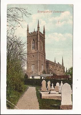 Downpatrick Cathedral,County Down, Postcard