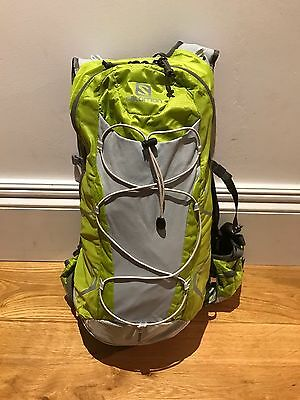 Salomon hiking performance training rucksack backpack NEW 15L
