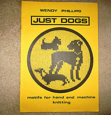 Machine knitting Patterns Sweaters Cardigans Dogs Alphabet Numbers Zoo