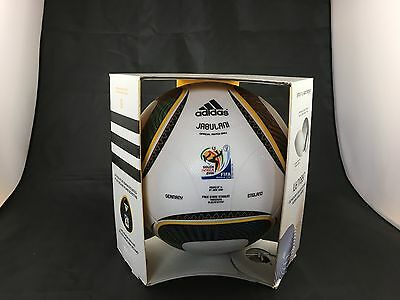 Adidas Jabulani WC World Cup OMB 2010 Official Match Ball Boxed Germany England