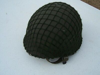 IDF Paratrooper style Helmet with Liner and Net