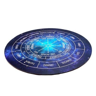 Divination Board, For Guidance, Spiritual, Astrology With Your Crystal Pendulum