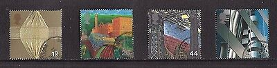 QE11 Stamps set of 4 The Workers Tale 1999 V/F/Used