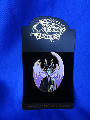 Limited Edition of 500 Disney Auctions Maleficent Brooch Pin