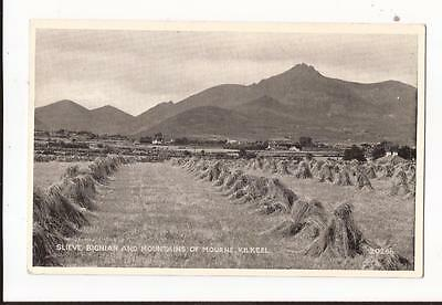 Slieve Bignian and Mountains of Mourne,Kilkeel, County Down Postcard