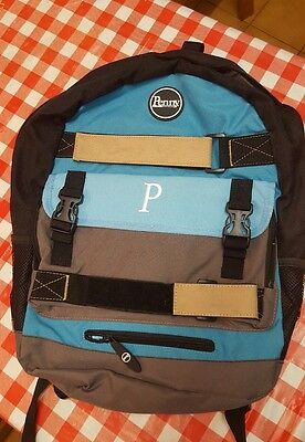 NEW Blue Penny Board backpack *Limited Stock*