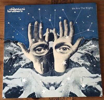 Chemical Brothers We Are The Night 2xVinyl LP's Orig 2007 Release Never Played
