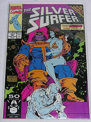 THE SILVER SURFER #56 - Marvel 1991 Excellent condition