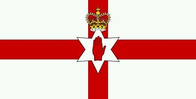 2 ulster flags