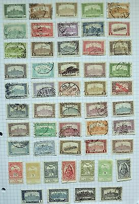 Hungary. Collection of 51 stamps.