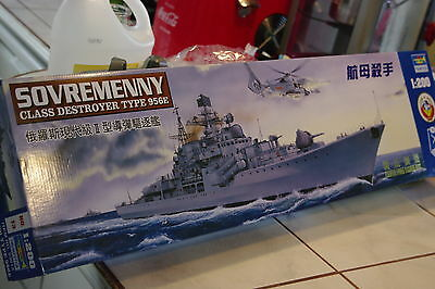 Trumpeter  1/200 Scale  Sovremenny Class Destroyer Type 956E