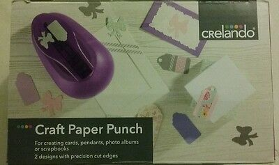 craft paper punch