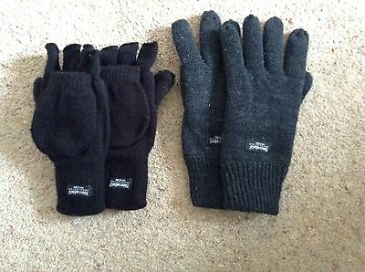 Thinsulate gloves and mittens