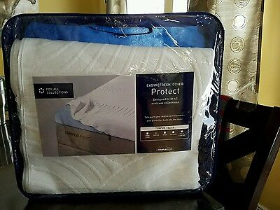 Tempurpedic Easyrefresh ELITE REPLACEMENT top Cover only, Queen