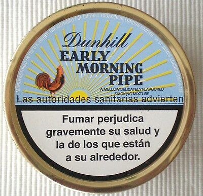 Dunhill Early Morning Pipe Lata Sin Abrir / Sealed Murray's Era Pipe Tobacco