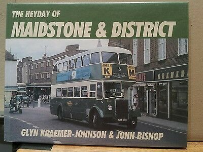 The Heyday Of The Bus : Maidstone &district