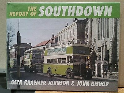 The Heyday Of The Bus : Southdown