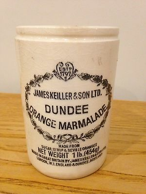 James Keller Marmalade Jar
