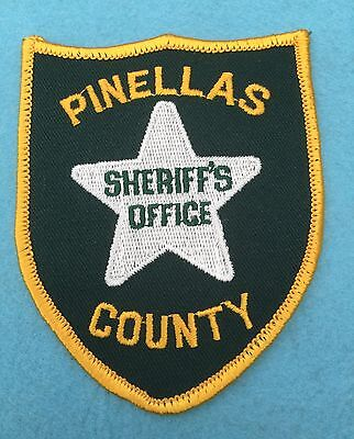 Old Pinellas County Sheriff, Florida shoulder patch