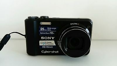Appareil photo Sony Cybershot compact 16.1MP 32GB
