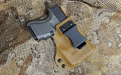 Gunner's Custom Holster fits Glock 29 30 Streamlight TLR-6  IWB  FOMI clip TLR6