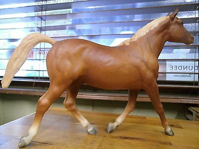 Authentic Retired Breyer Morganglanz Horse With Brand Mold *59