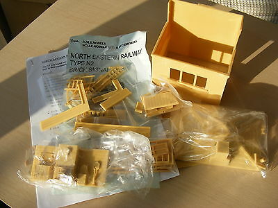 'o' Gauge North Eastern Railway Signal Box Kit