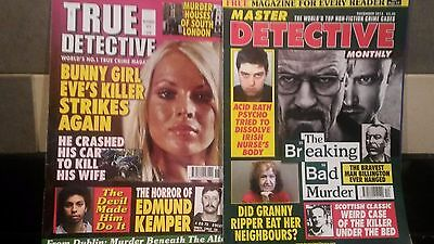 Two Detective Mags