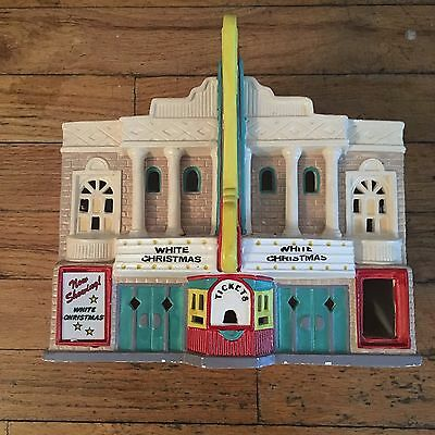 "Department 56 The Snow Village ""The Paramount Theater"" with Lights: 5142-0"