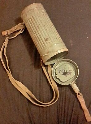 WW2 German Gas Mask Case