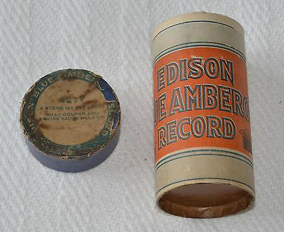 Edison Blue Amberol Cylinder Record #4271 - A Scene On The Levee