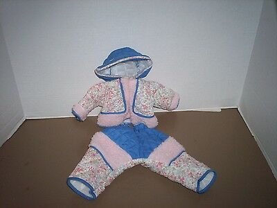 Gi-Go Toys Baby Doll Clothes Snowsuit 13' ? Cabbage Patch