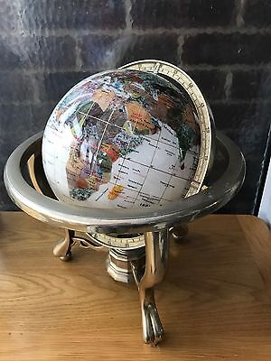 Mother Of Pearl Globe