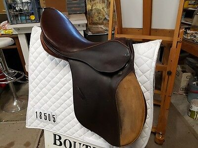 Stubben Siegfried Jumping Saddle 18""