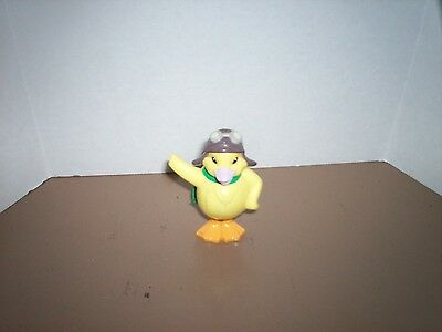 "3.5"" Ming Ming Duckling Duck 2007 Wonder Pets Bobble Head Action Figure Nick Jr"