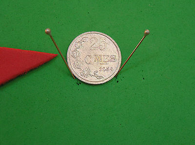 L-too: LUXEMBOURG 25 centimes ~~ 1954 ~~ OBSOLETE with MINTAGE ONLY 7.0 MILLION