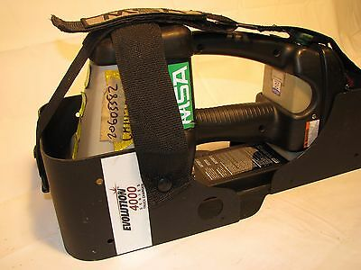 MSA Evolution 4100 Thermal Imaging Camera TIC & 4000 Truck Mounted Charger D