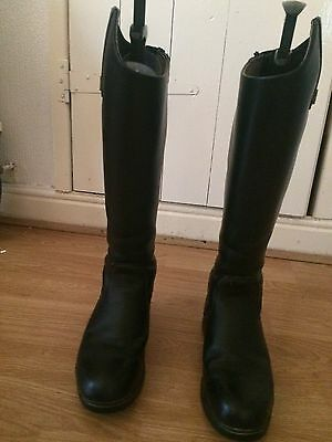 Mountain Horse Long Leather Riding Boot