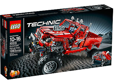 Brand New LEGO Technic 42029 Customised Pick Up Truck  FREE POSTAGE
