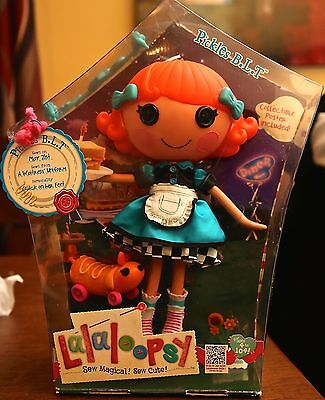 Lalaloopsy Pickles BLT Doll and Accessories With Removable Shoes Full Size