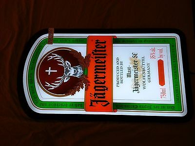 Jagermeister Bar Light Sign LED Wall Ornament
