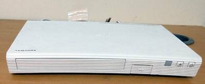 Samsung BD-J5500E Curved 3D Network Blu-ray DVD Disc Player - White
